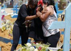 Brasil chega à marca de 500 mil mortes por Covid