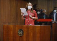 Deputada do Flora Isabel (PT) é a nova conselheira do TCE Piauí